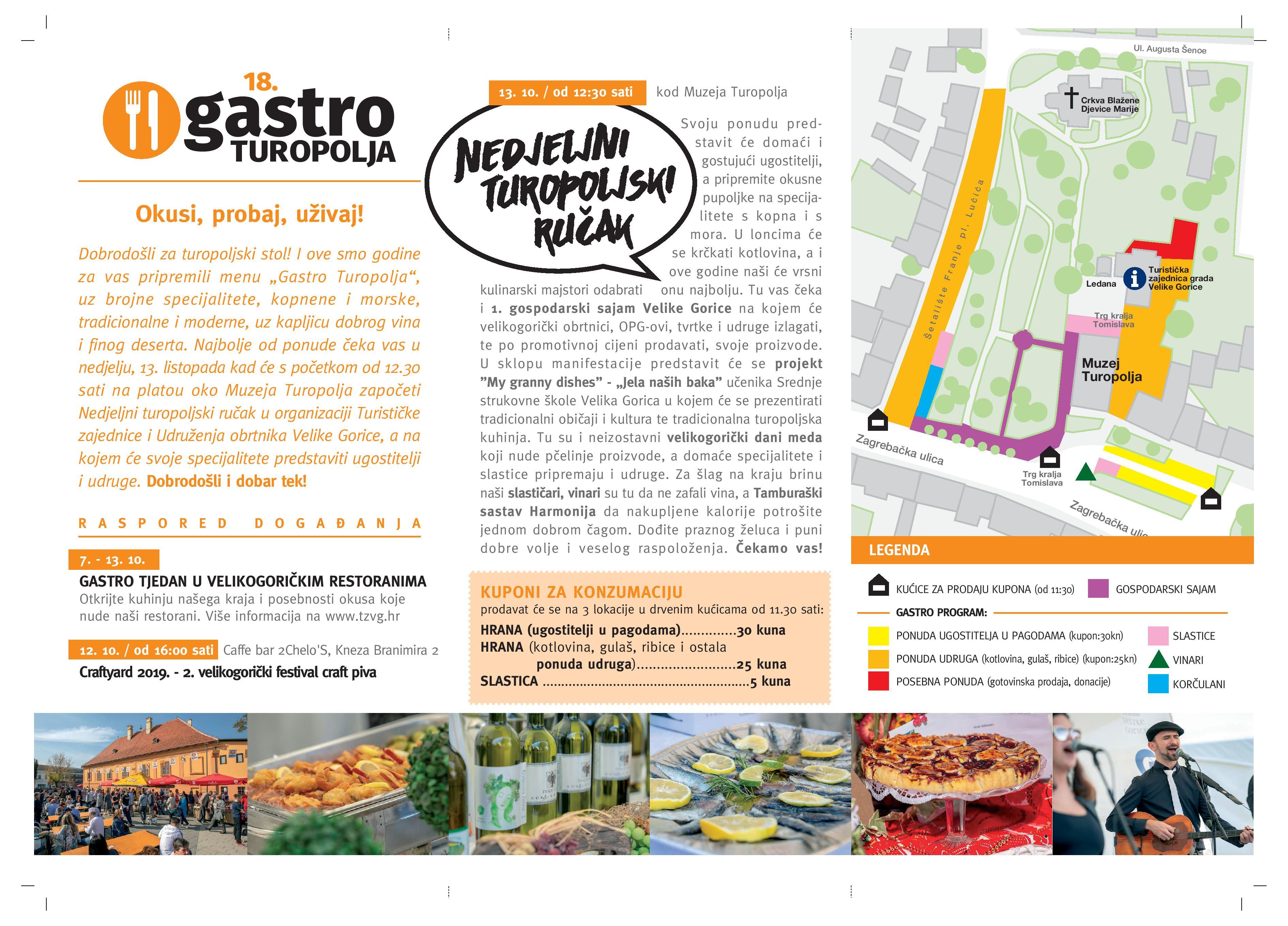Gastro - letak 2
